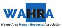 Wayne Area Human Resources Association (WAHRA) logo